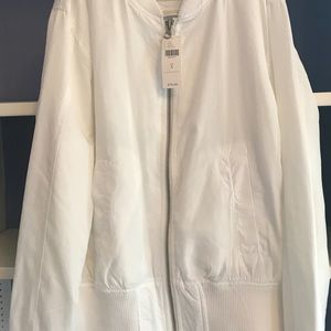 Anthropologie Hei Hei White Jacket Sz S New w/tags